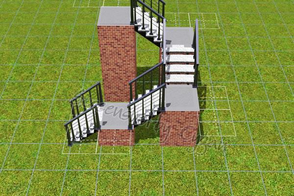 wendeltreppe cygans heim. Black Bedroom Furniture Sets. Home Design Ideas
